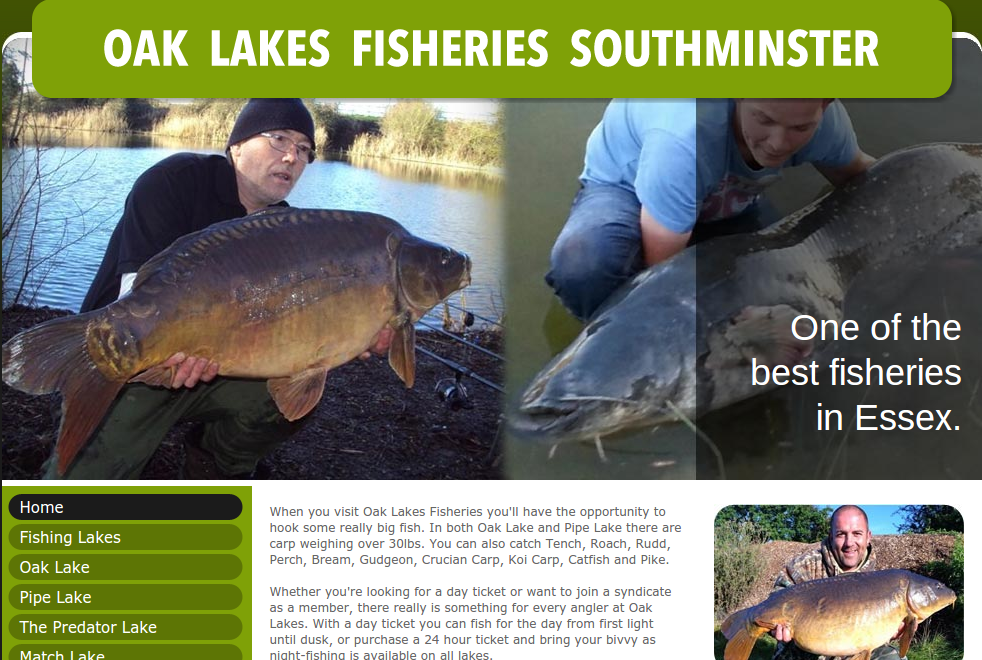 Fishery List | Tackle Trader Classifieds - Buy and Sell your
