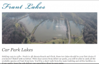 Frant Lakes