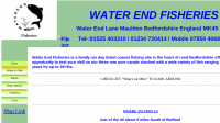 Water End Fisheries
