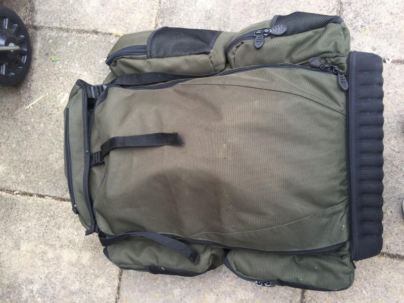 Fox Evolution Compact Rucksack / Barrow Bag